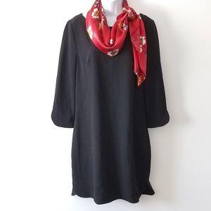 VINCE CAMUTO• Black Dress Size 10